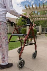פגיעה בניידות בגיל המבוגר