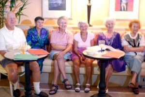 טיפול קבוצתי לגיל הזהב