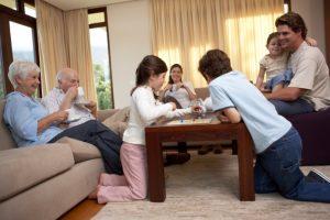 גישור משפחתי לטיפול בקשישים